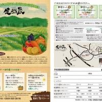 健然農チラシ